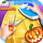 Little Tailor - Halloween Clothes Maker