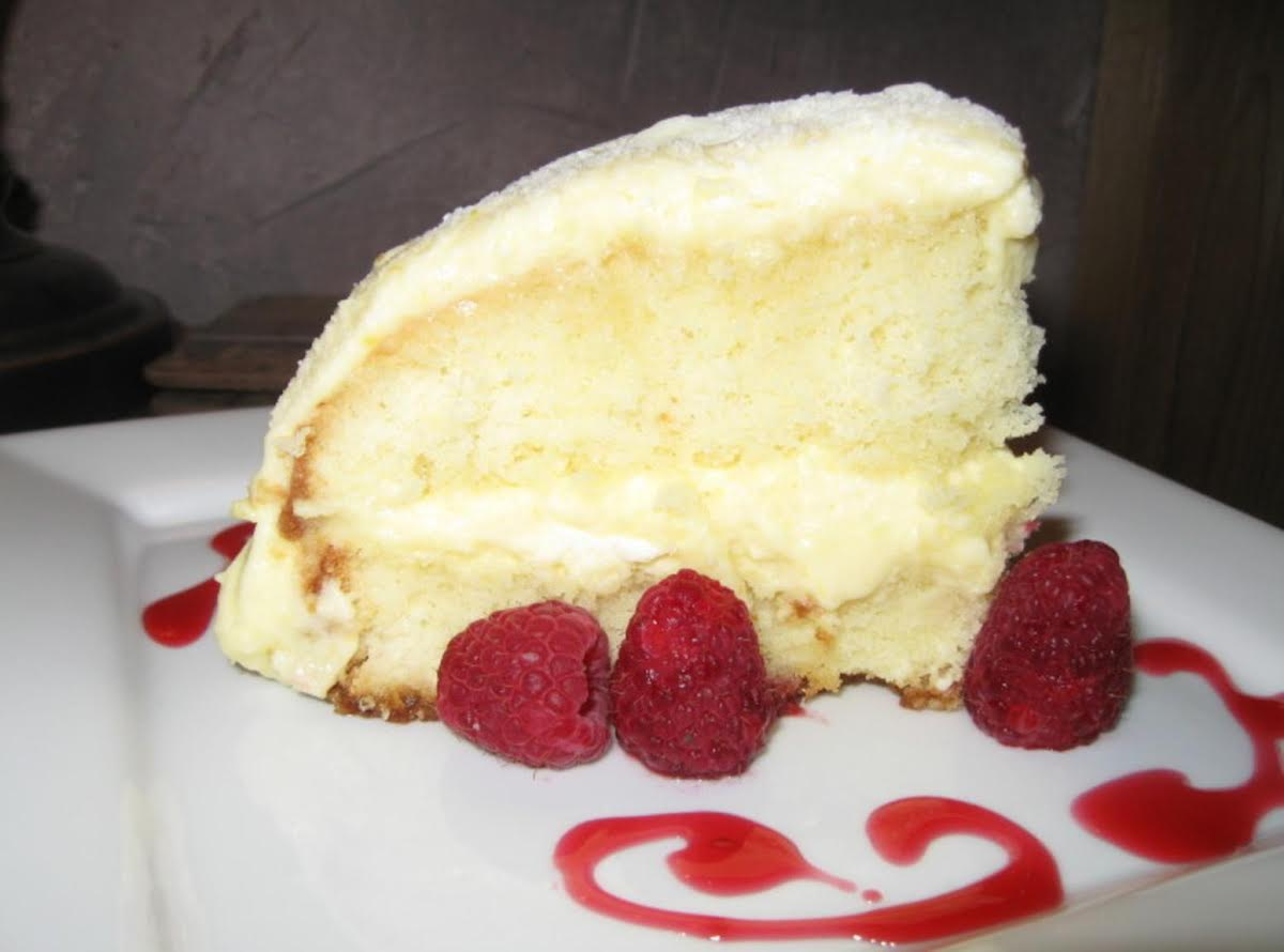 Limoncello Creme Cake Just A Pinch Recipes
