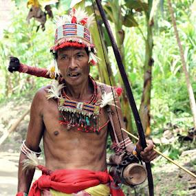 by Jamani Uyee - People Portraits of Men