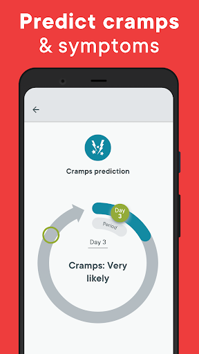 Period Tracker Clue - Ovulation and Cycle Calendar screenshot 5