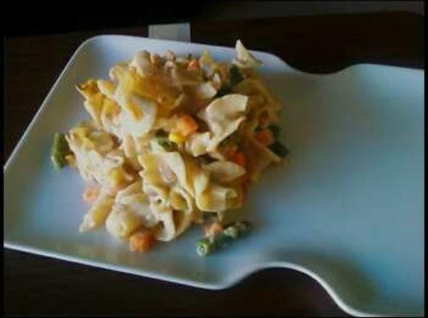 Cheesy Tuna Melt Pasta Recipe
