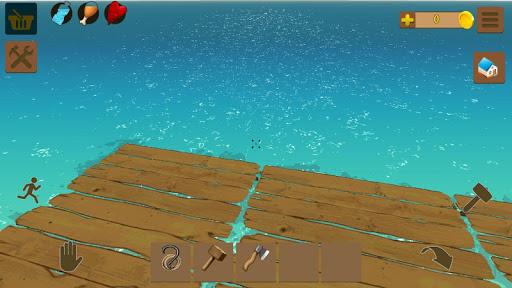 Oceanborn: Survival on Raft 1.5 screenshots 10