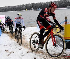 Laurens Sweeck als de beste door het zand en de sneeuw en scoort perfect weekend