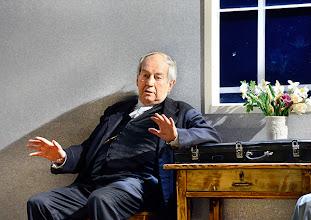 """Photo: WIEN/ THEATER IN DER JOSEFSTADT: """"LIEBELEI"""" von Arthur Schnitzler. Premiere 4.9.2014. Otto Schenk. Foto-Copyright: Barbara Zeininger"""