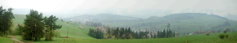 Photo: generalnie Gorce to przyjemne góry do wędrowania