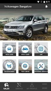 Volkswagen Bangalore - náhled