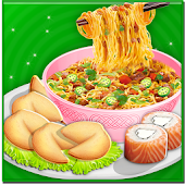 Tải Game Chinese Food Restaurant
