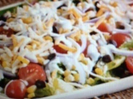 Cowgirl Salad From Kraft-canada Site