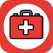 Download App First Aid for Emergency & Disaster Preparedness