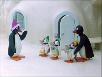 Pingu Visits the Kindergarten