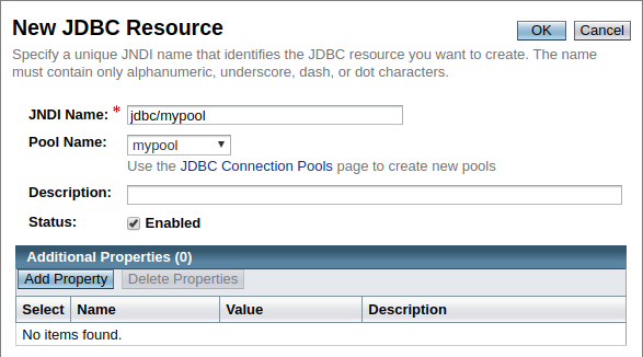 JDBC Connection Pool - Knowledgebase - WafaiCloud