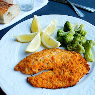 Lemon Crusted Tilapia Recipes