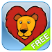 Pet Me Free game for kids icon
