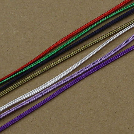 Soutageband - flera färger