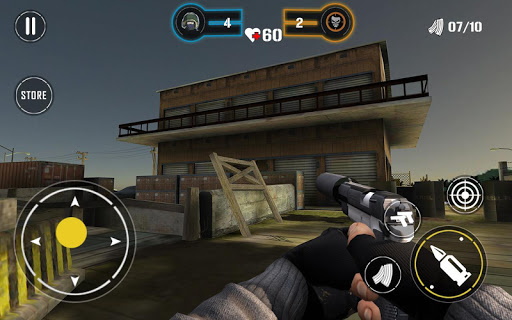 5v5 Shooter : Free Shooting Game cheat screenshots 1