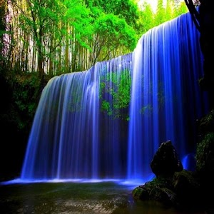 Waterfalls wallpapers hd android apps on google play waterfalls wallpapers hd voltagebd Gallery