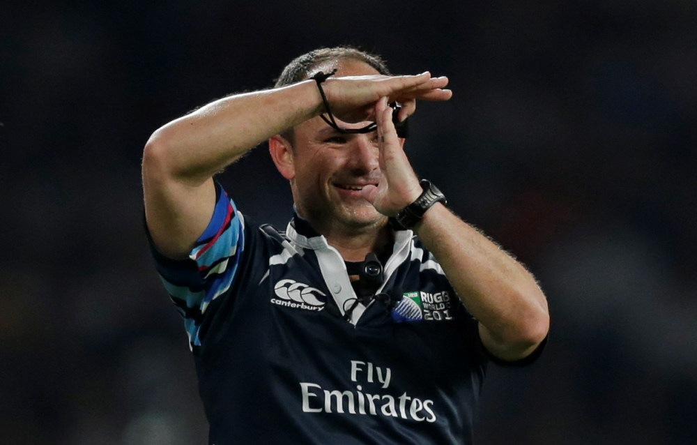 SA World Cup referee Peyper in piping-hot water over posed Wales picture