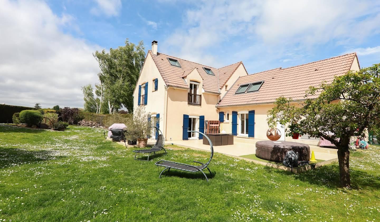 Villa avec jardin et terrasse Villennes-sur-Seine