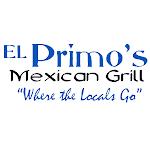 Logo of El Primo's Mexican Grill Cantina Primo Margarita