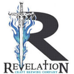 Logo for Revelation Craft Brewing Co.
