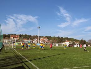 Photo: 29.03.2015. prva domaća pobjeda - NK Štinjan - NK Umag 1:0