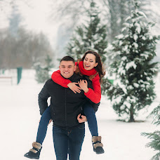 Wedding photographer Sasha Griciv (Gritsiv). Photo of 17.01.2017