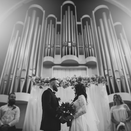 Wedding photographer Andrey Andreev (Andreevph). Photo of 02.12.2017