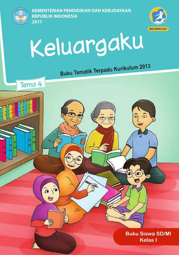Download Buku Tema 1 Kelas 1 Sd : download, kelas, ✓[2020], Kelas, Siswa, Rev2017, Android, Download, [Latest]