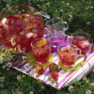 Strawberry Lemon Cooler