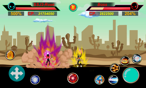 God of Stickman 3 Apk 1