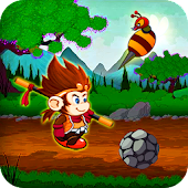 Tải Angry Monk The Fighter APK