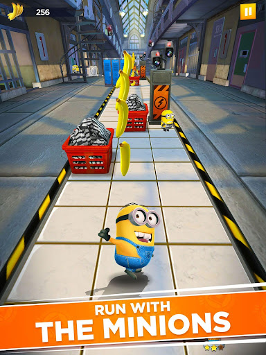Minion Rush: Despicable Me Official Game screenshot 7