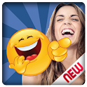 Funny jokes french in 2016 icon