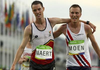 Koen Naert se qualifie pour les JO en battant son record !