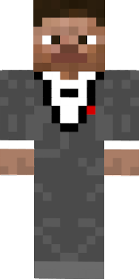 The minecraft skin of Ray from Roosterteeth.