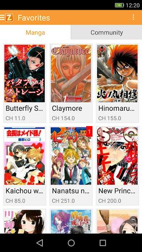 ZingBox Manga - Reader for manga lovers 9.0.9.1 screenshots 2