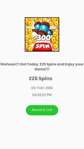 Free Spins and Coins : New links & tips 2.0 screenshots 2