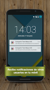 Billetes Tren Mesa AVE Renfe screenshot 6