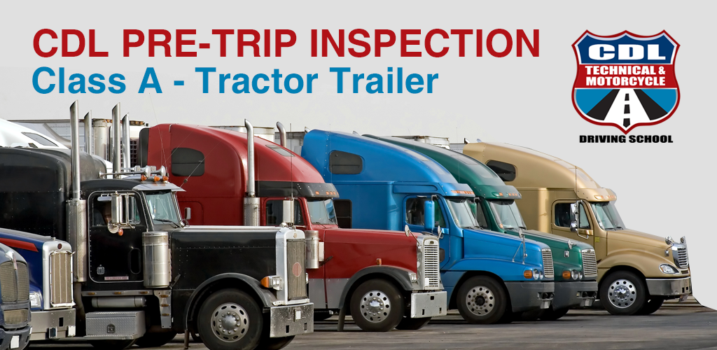 Download Cdl Pre Trip Inspection Class A Tractor Trailer Apk Latest Version 1 0 0 For Android Devices