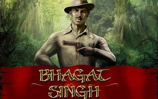 Screenshot of Bhagat Singh Tab