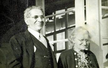Photo: Isidore and Ernestine Bernstein Heyman