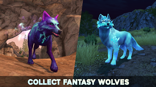 Wolf Tales - Home & Heart android2mod screenshots 3