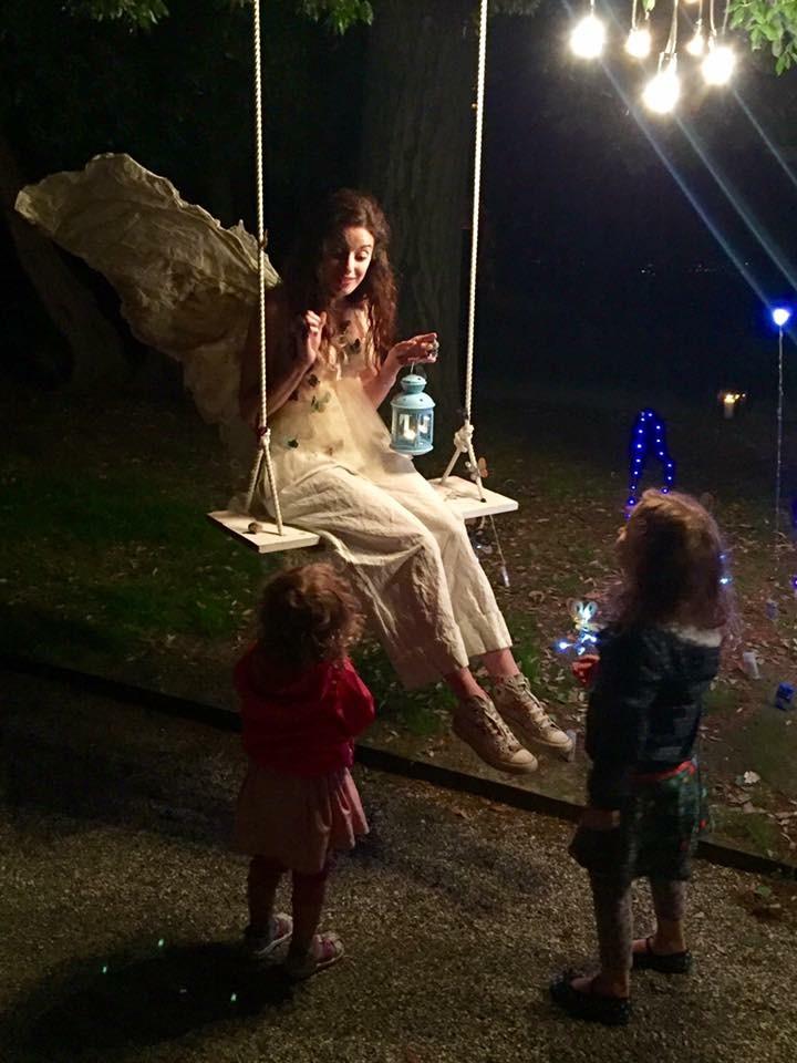 Meraviglia... una fata ! di  Antonella Giuliani