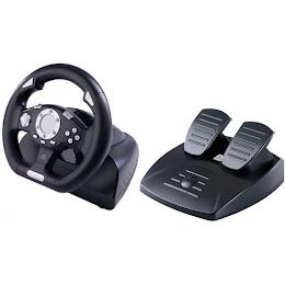 Volan TRACER Sierra pentru PC + Joc Gratuit
