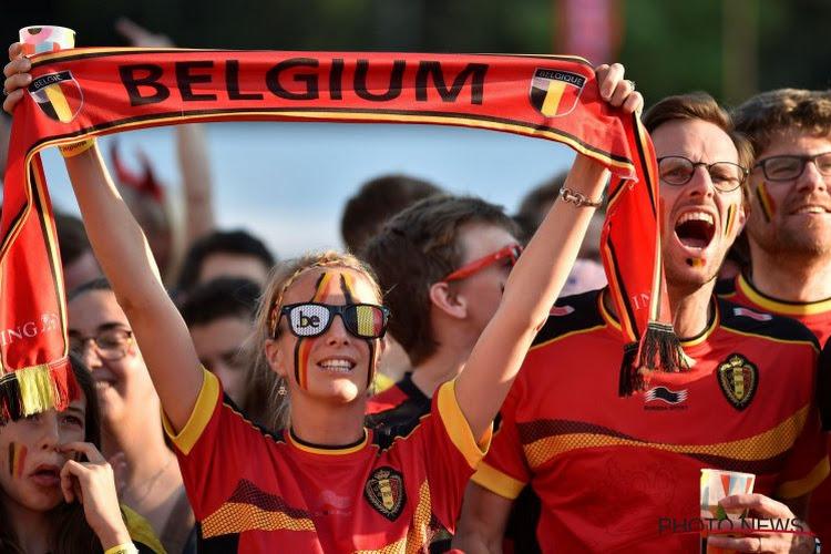 🎥 Herbekijk hier hoe de dag van de Belgische supporters eruit zag in Glasgow!