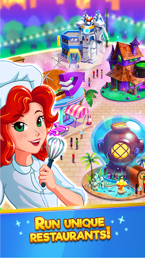Chef Rescue - Cooking & Restaurant Management Game 2.10.2 screenshots 4