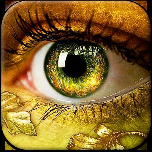 Eyes Live Wallpaper Icon