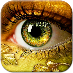 download Eyes Live Wallpaper apk