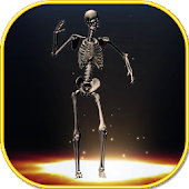 Rap Dancing Skeleton LWP