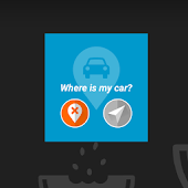 Where is my car? (WIDGET)